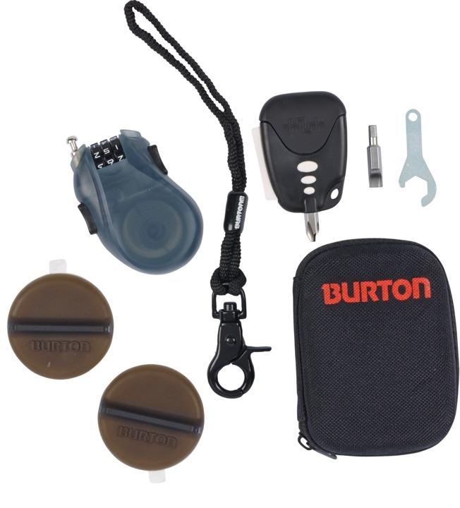 Burton Starter Kit - Tool Farbe: BLACK