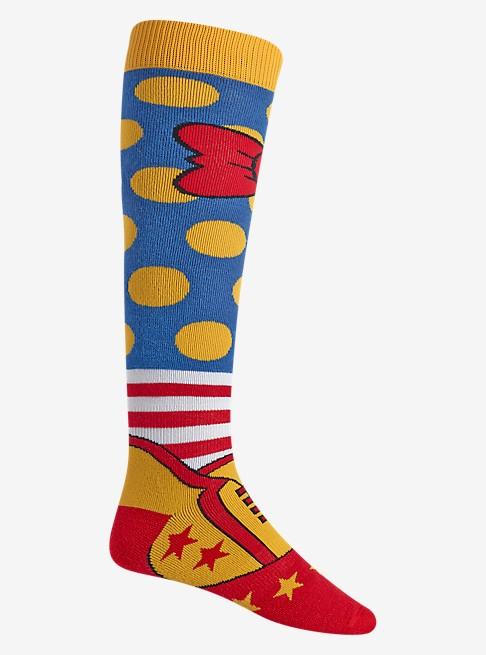 Burton Party Sock Größe: S Farbe: ClownShoes