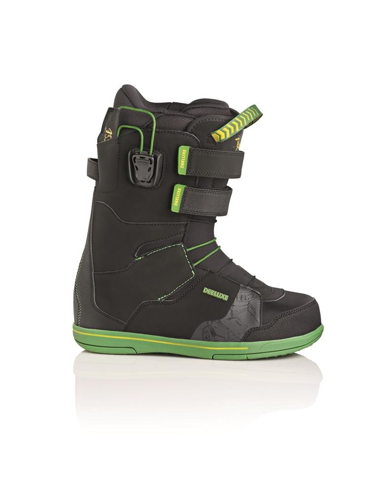 DeeLuxe mns Snowboard Boot The Brisse 6 TF Größe: 11 Farbe: black