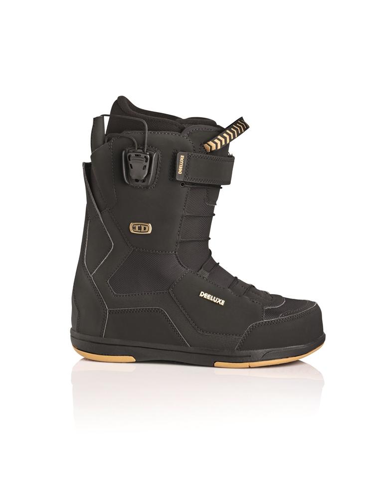 DeeLuxe mns Snowboard Boot ID 6.3 TF Größe: 7 Farbe: black