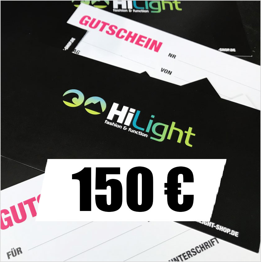 HiLight Gutschein