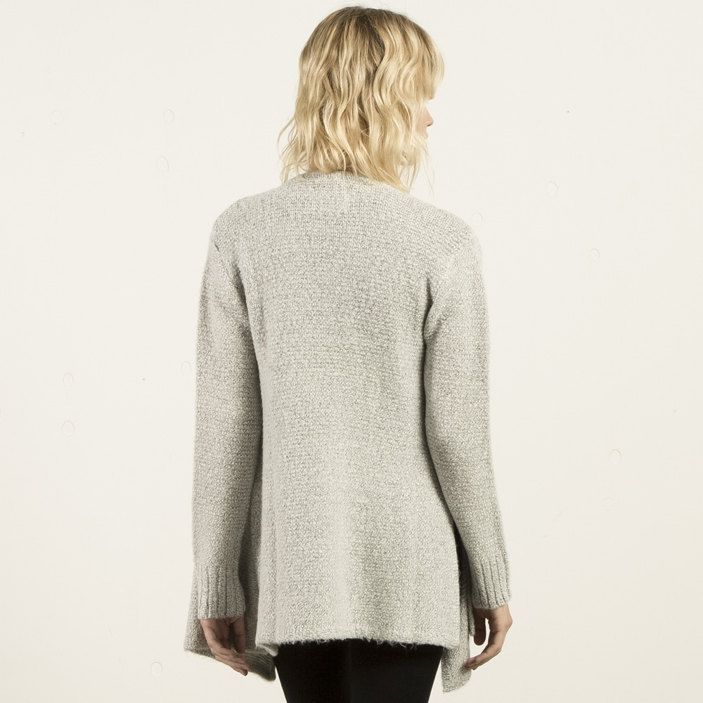Volcom Cold Daze Wrap - heather grey Größe: XS/S Farbe: HEATHER_GR