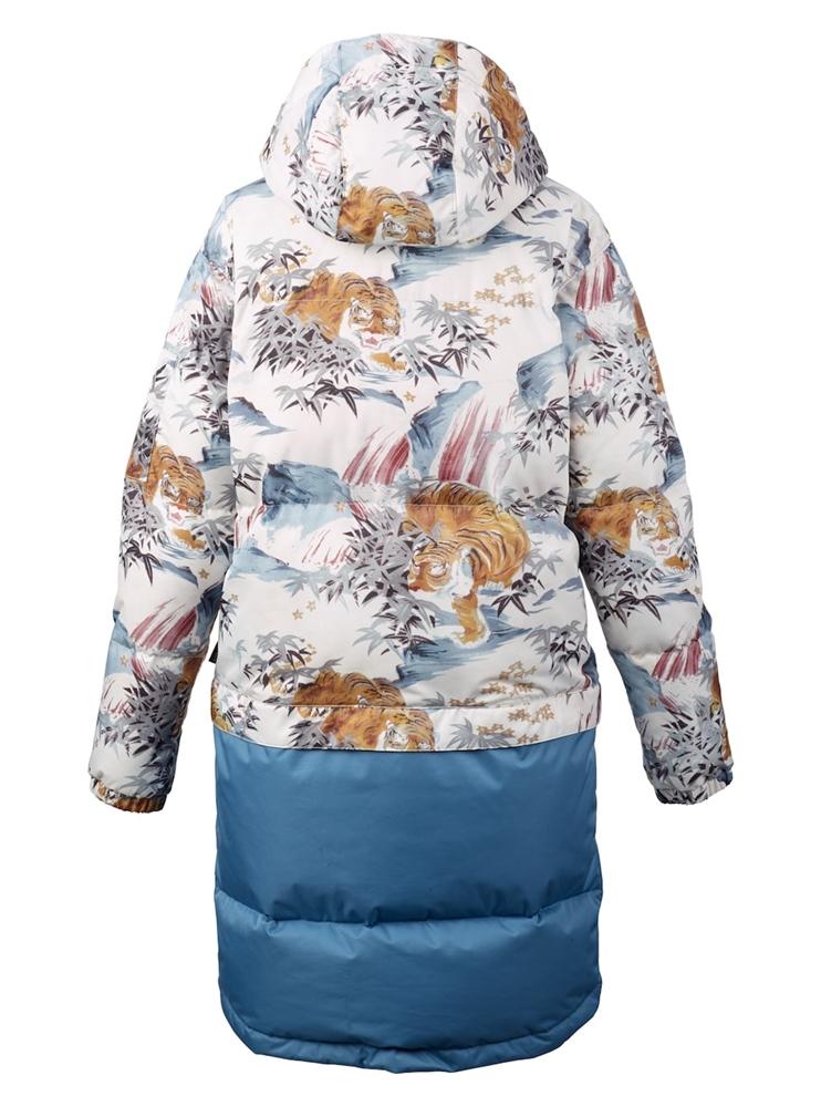 Burton Buzzcut Down Jacket - bengal Größe: L Farbe: Bengal