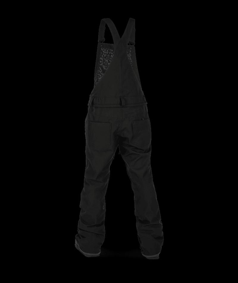 Volcom Swift Bib Overall - black Größe: S Farbe: black