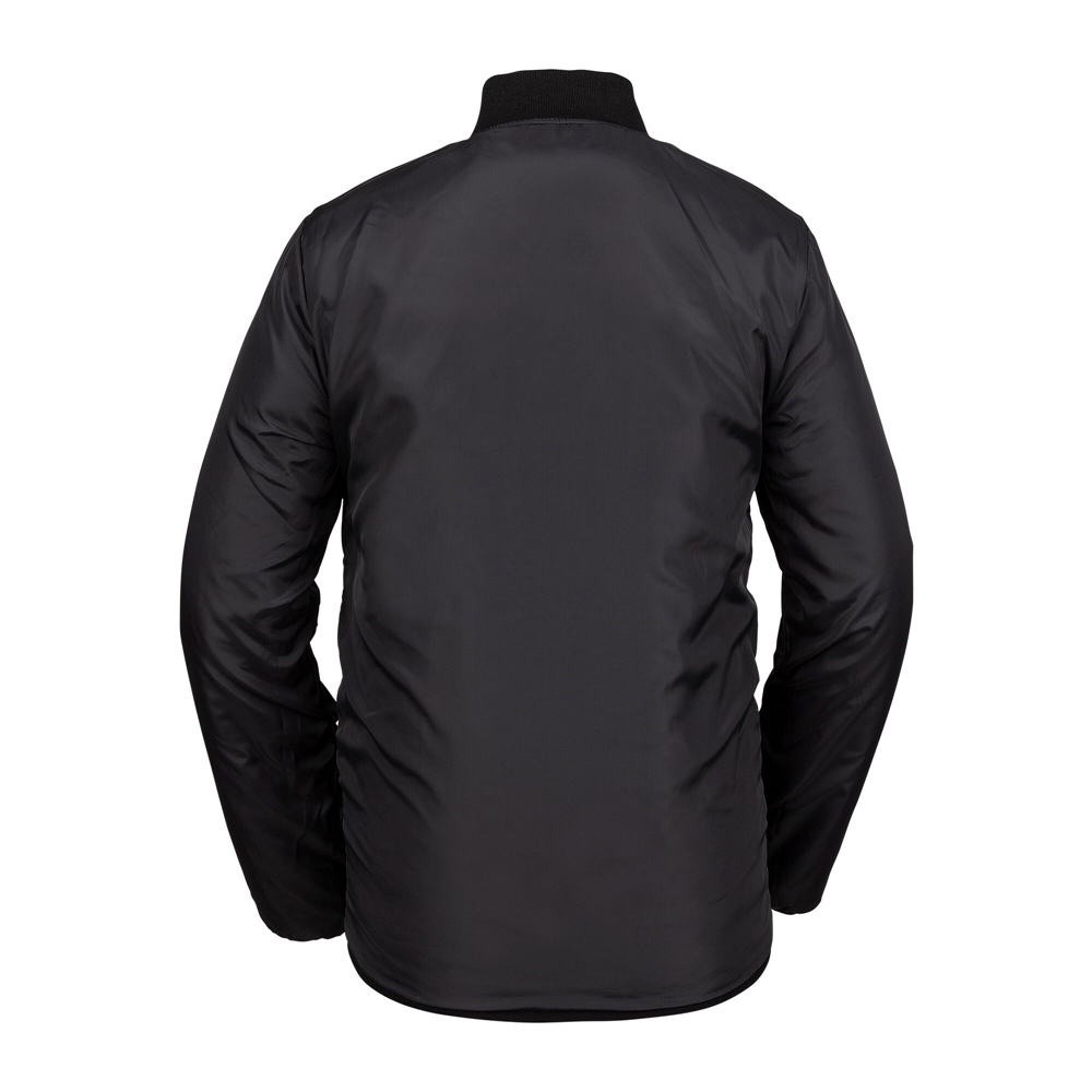 Volcom Reversible Polar - black Größe: M Farbe: black