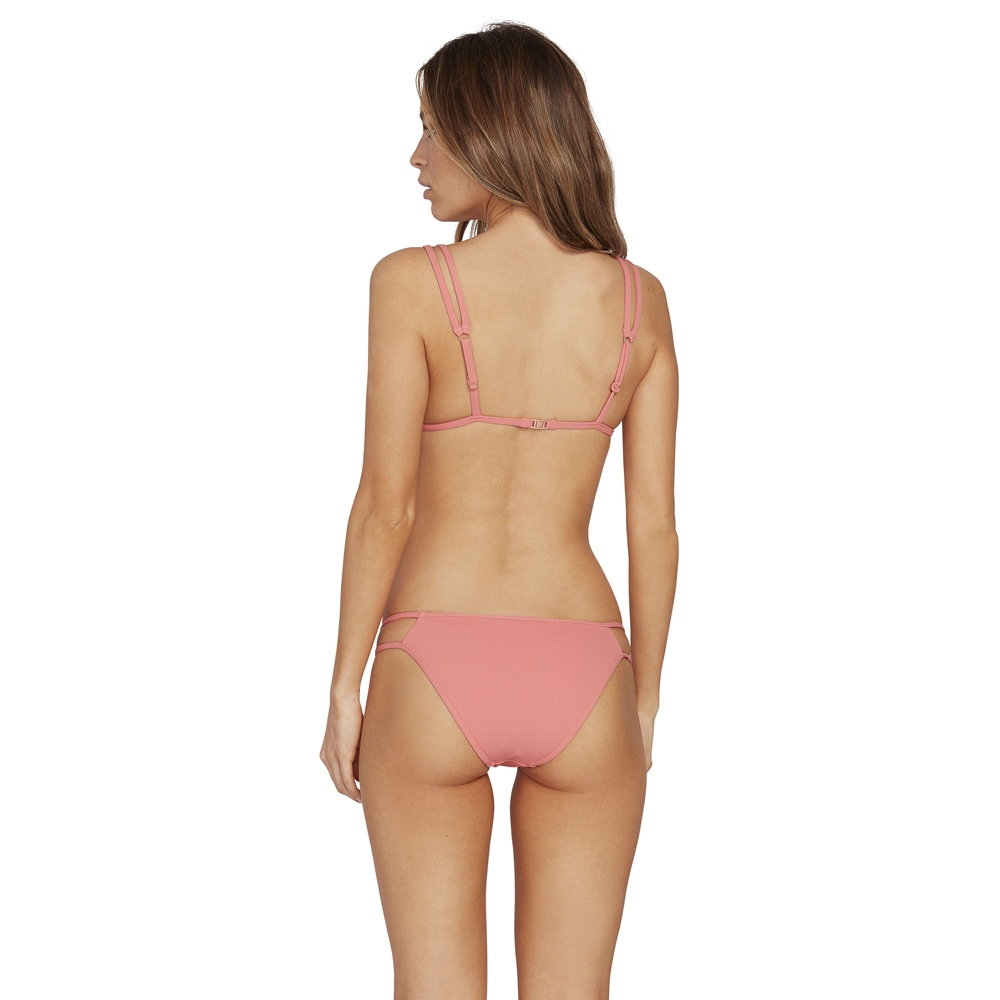 Volcom Simply Rib Hipster - reef pink Größe: S Farbe: reefpink