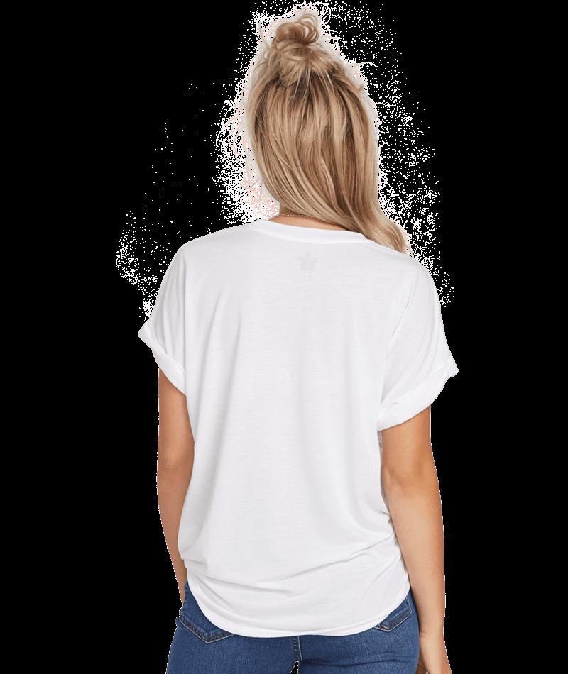 Volcom Breaknot - white Größe: S Farbe: white