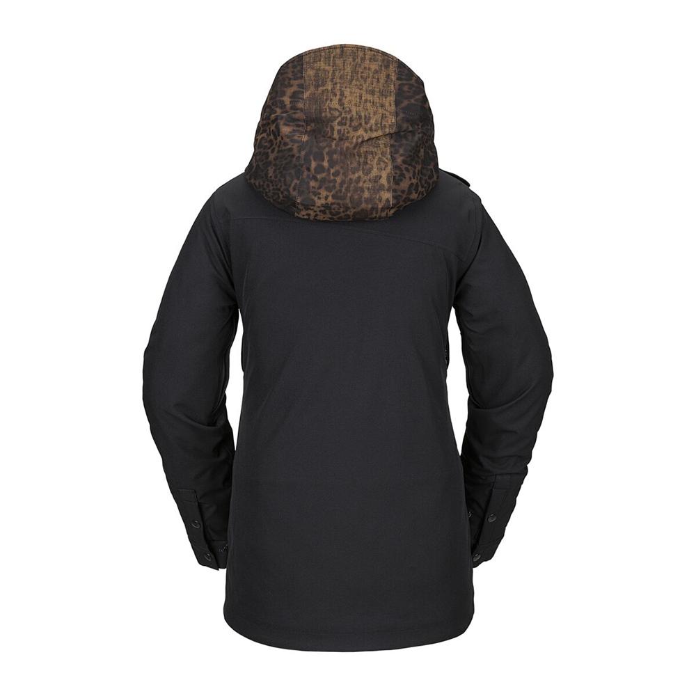 Volcom Kuma - black Größe: S Schwarz: black