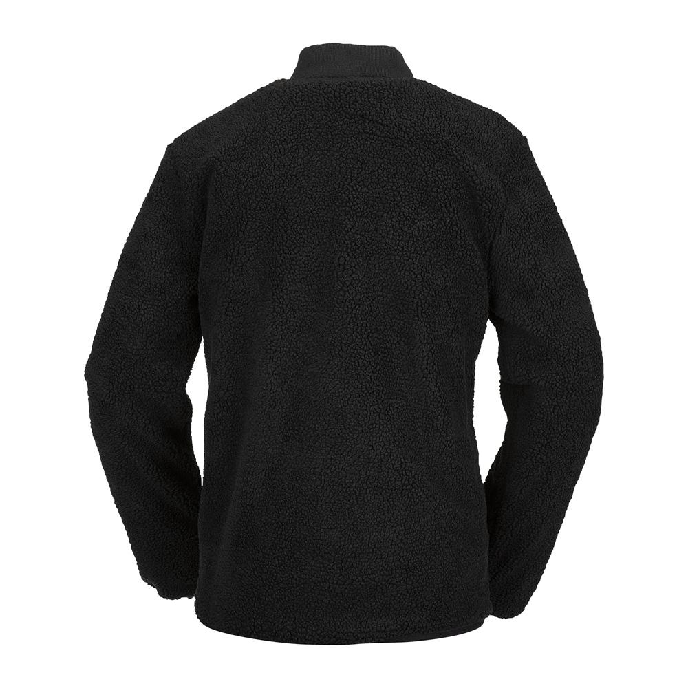 Volcom Reversible Polar - black Größe: S Farbe: black