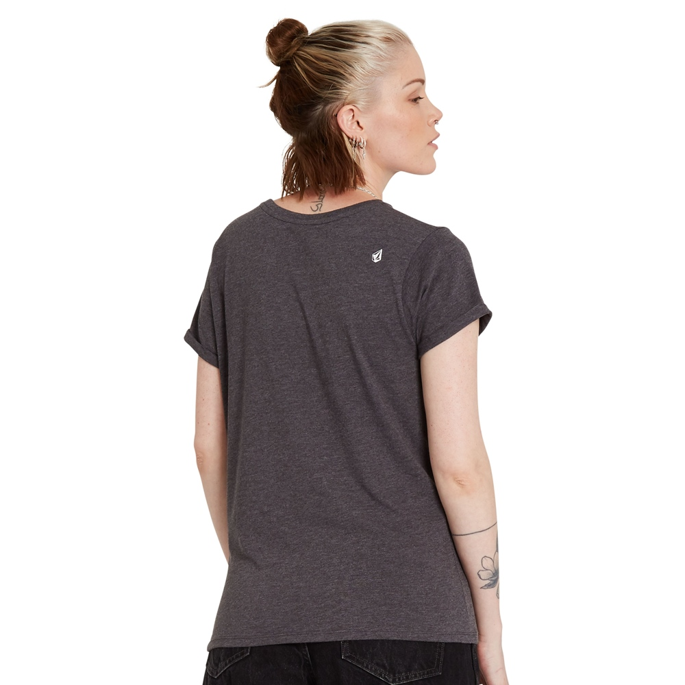 Volcom Radical Daze - charcoal heather Größe: M Farbe: charcoal