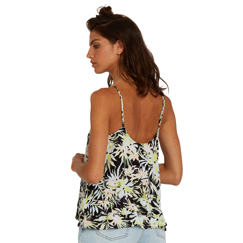 Volcom Thats My Type Cami - lime Größe: M Farbe: lime
