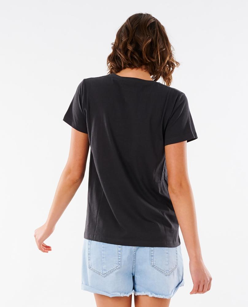Rip Curl Classic Shore - washed black Größe: M Farbe: washedblac