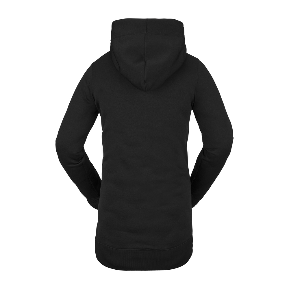 Volcom Spring Shred - black Größe: S Schwarz: black