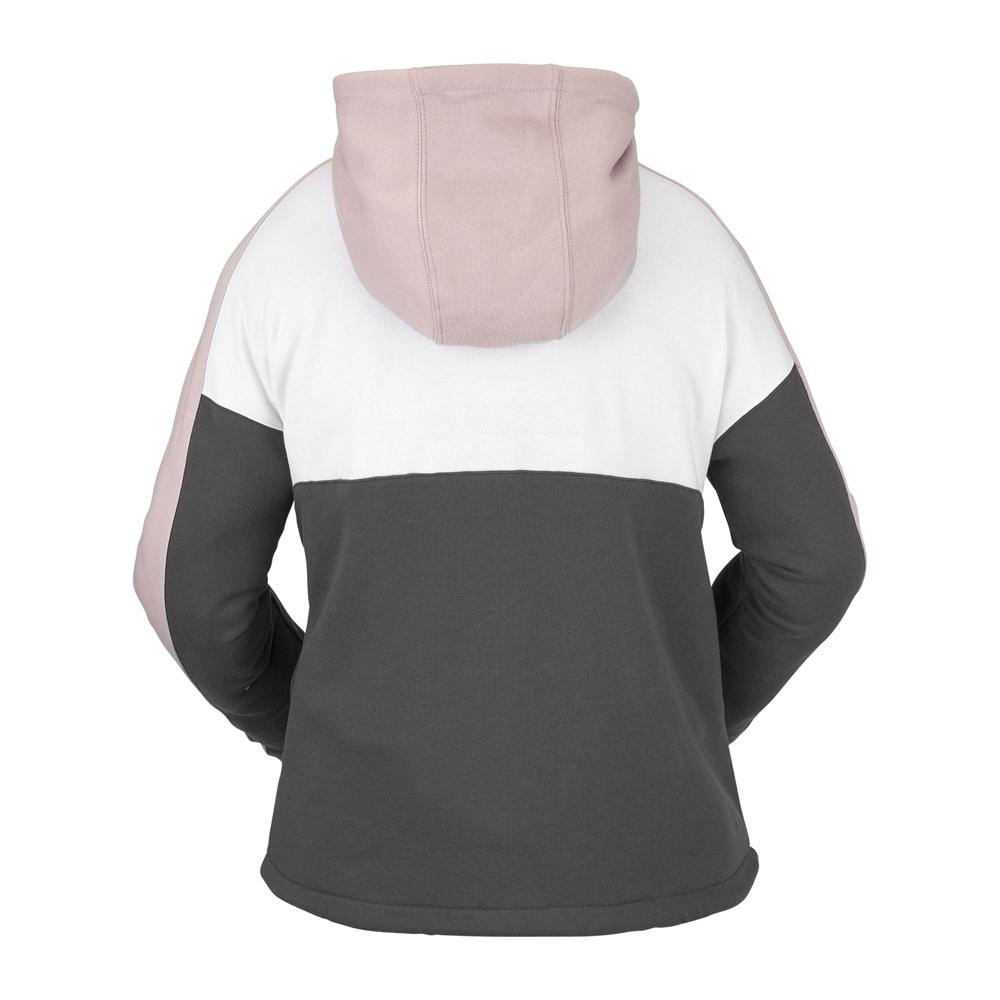 Volcom VLCM Anorak Hoody - dark grey Größe: M Grau: darkgrey