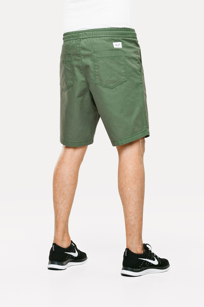 Reell Easy Short - jungle green Größe: XL Farbe: JungleGree