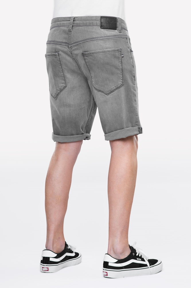 Reell Rafter Short 2 - grey denim Größe: 34 Farbe: GreyDenim