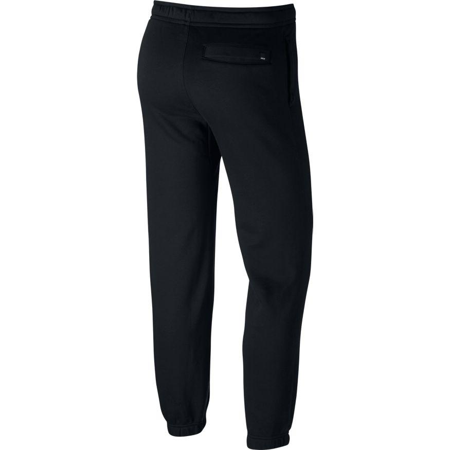 Nike SB Icon Fleece Pant - black Größe: XL Farbe: BlackBlack