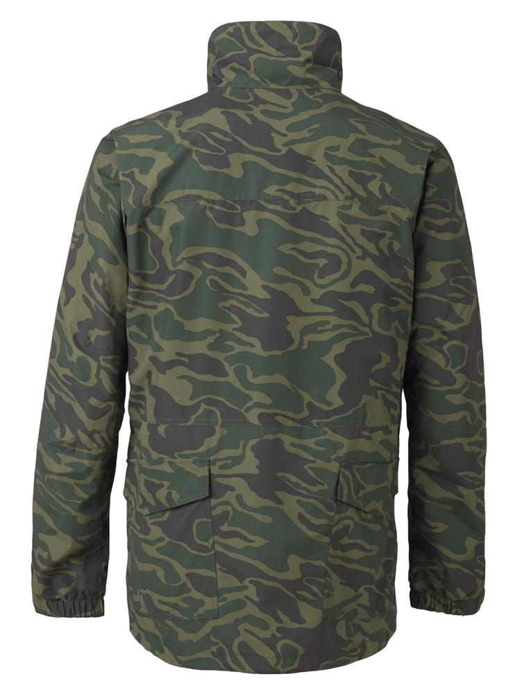 Analog Tollgate Jacket - rifle green Größe: L Farbe: RifleNdl