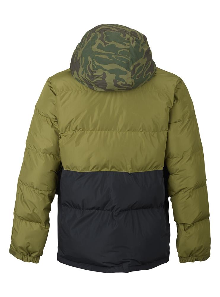 Analog Kilroy Jacket - olive branch Größe: M Farbe: OIvBrnch