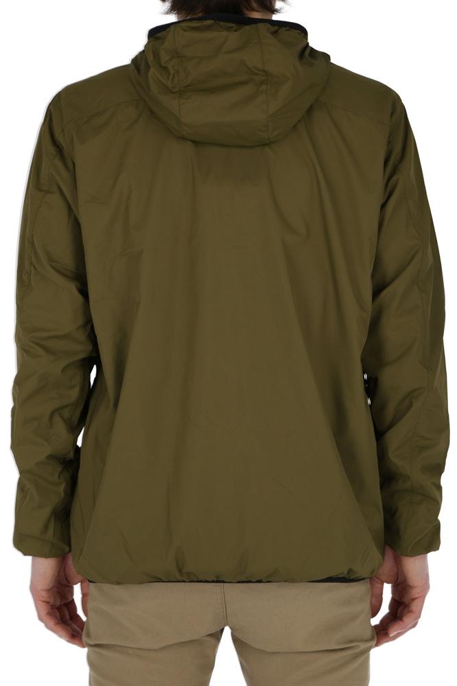 Reell Pack Logo Jacket - olive Größe: M Farbe: olive