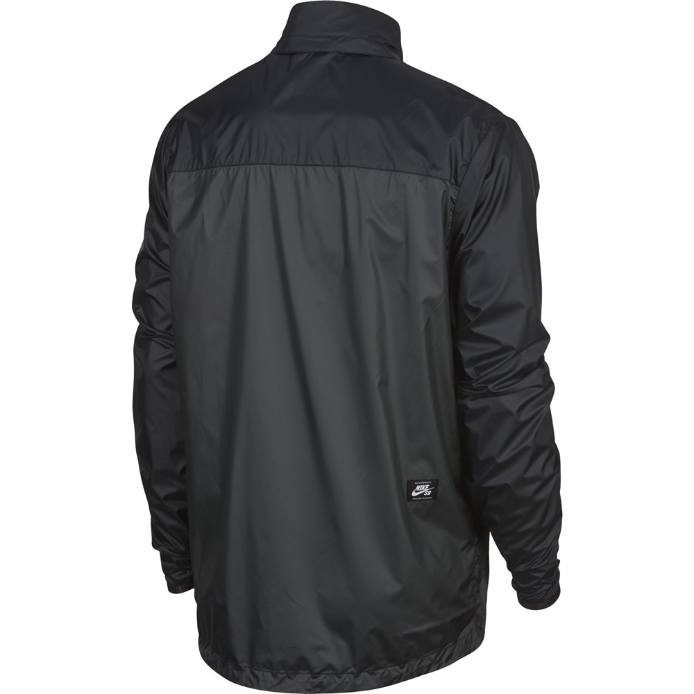 Nike SB Anorack Pack Hood - black Größe: M Farbe: black