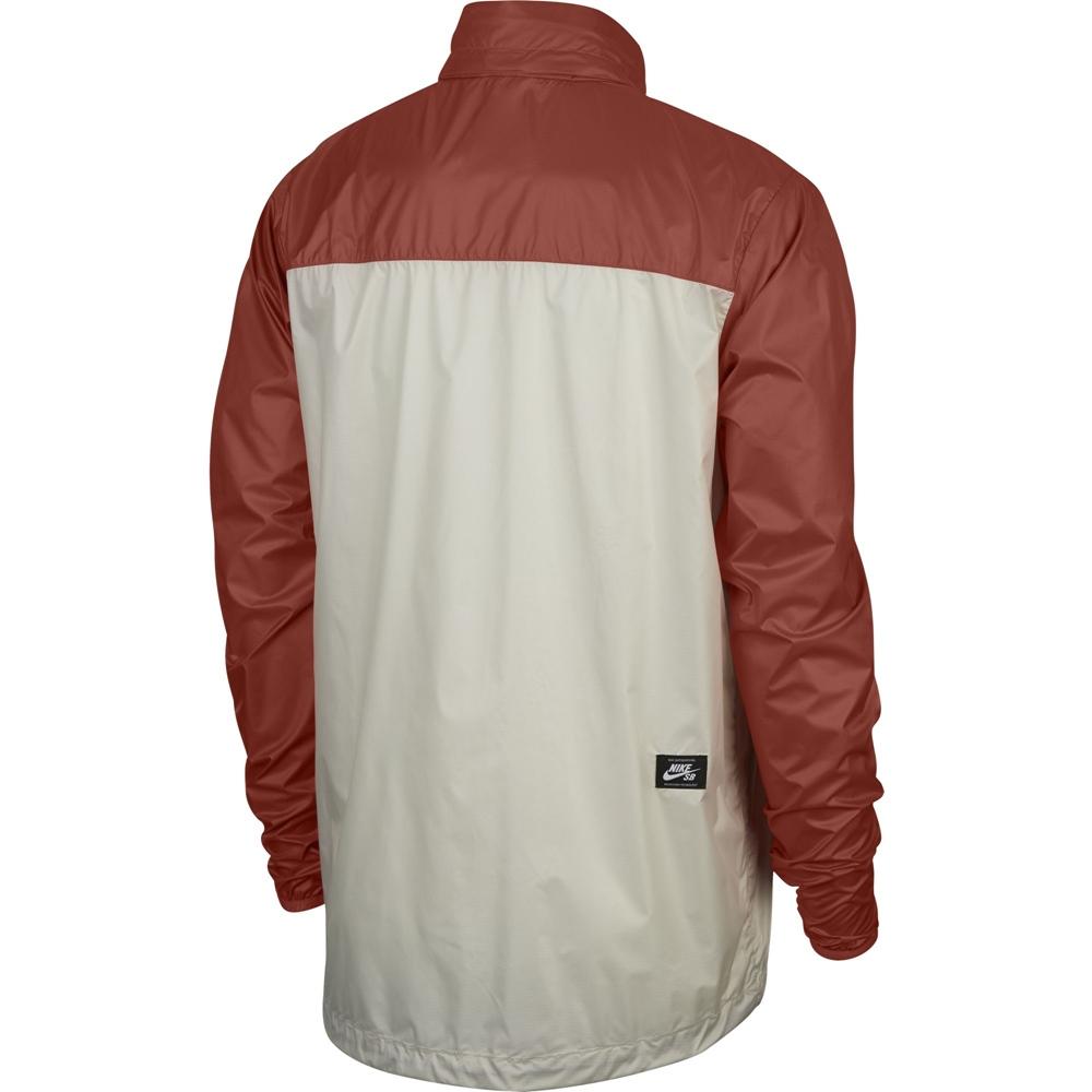Nike SB Anorack Pack Hood - vintage coral Größe: M Farbe: vintagecor