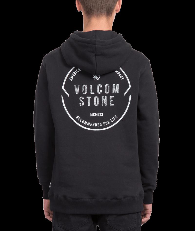Volcom General Stone - black Größe: S Farbe: black