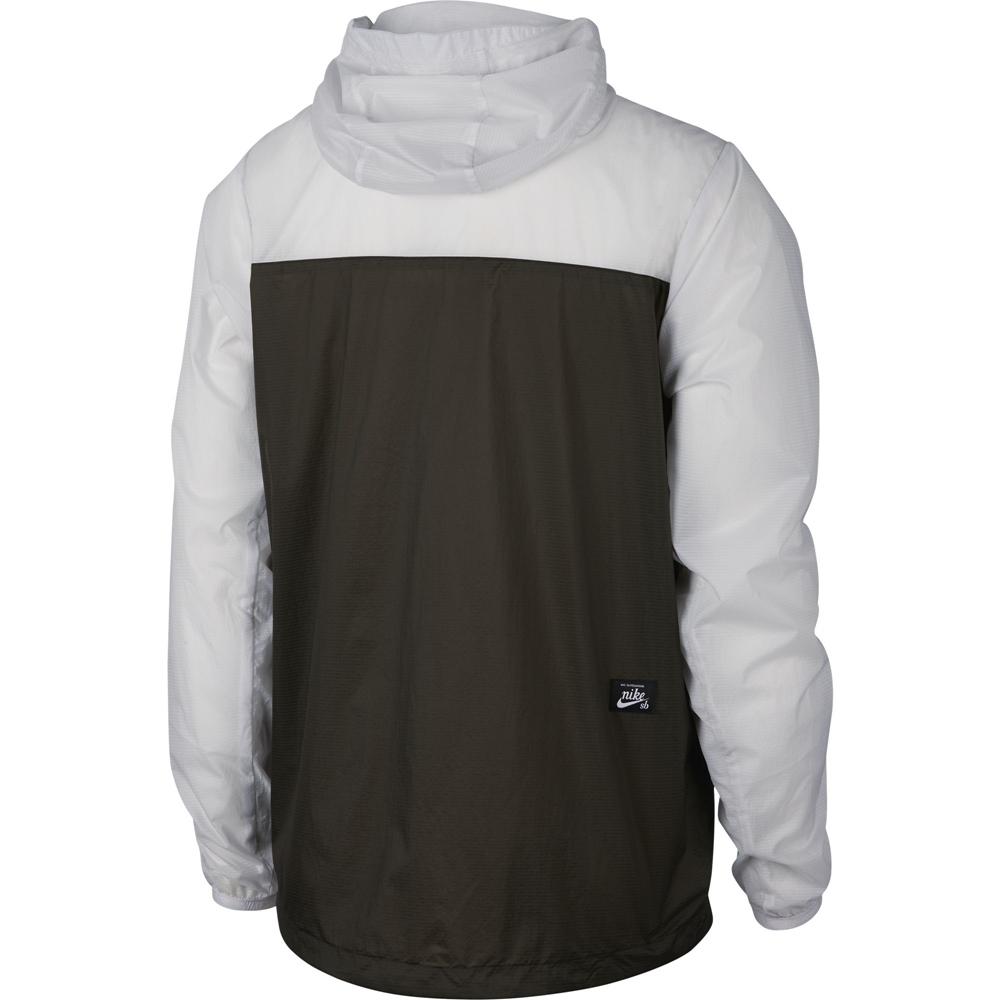 Nike SB Ink SB Anorak - vast grey Größe: M Farbe: vastgrey