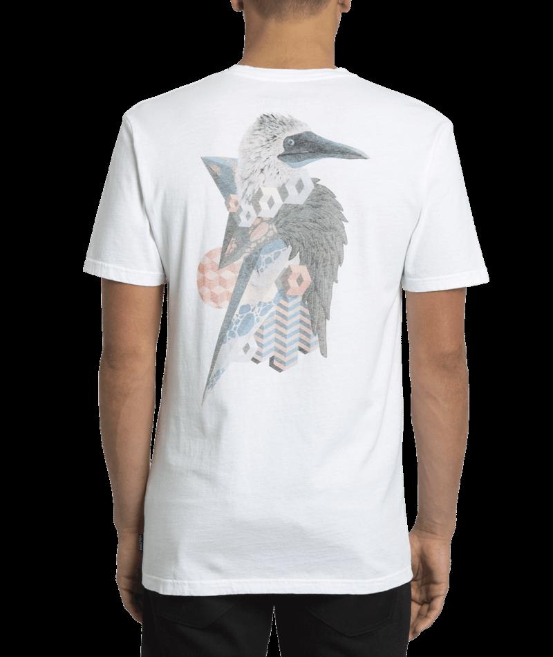 Volcom Giveback FA - white Größe: XS Farbe: white