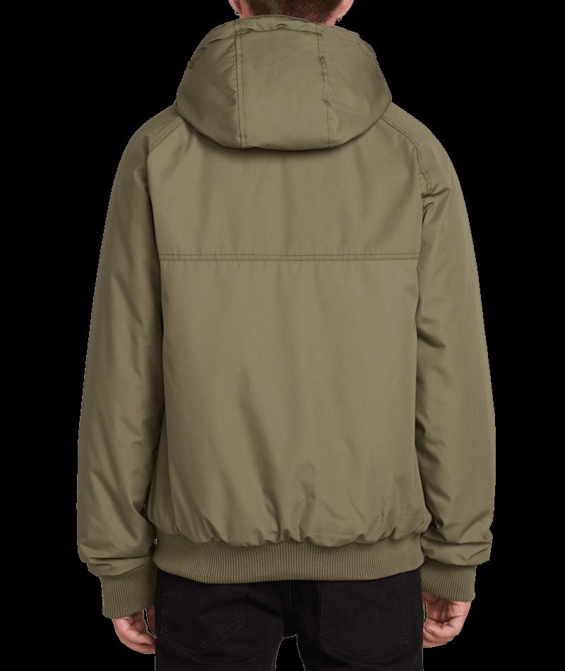 Volcom Hernan 5K - army green Größe: S Farbe: armygreen