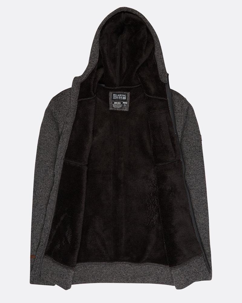 Billabong Boundary - black heather Größe: L Farbe: blackheath
