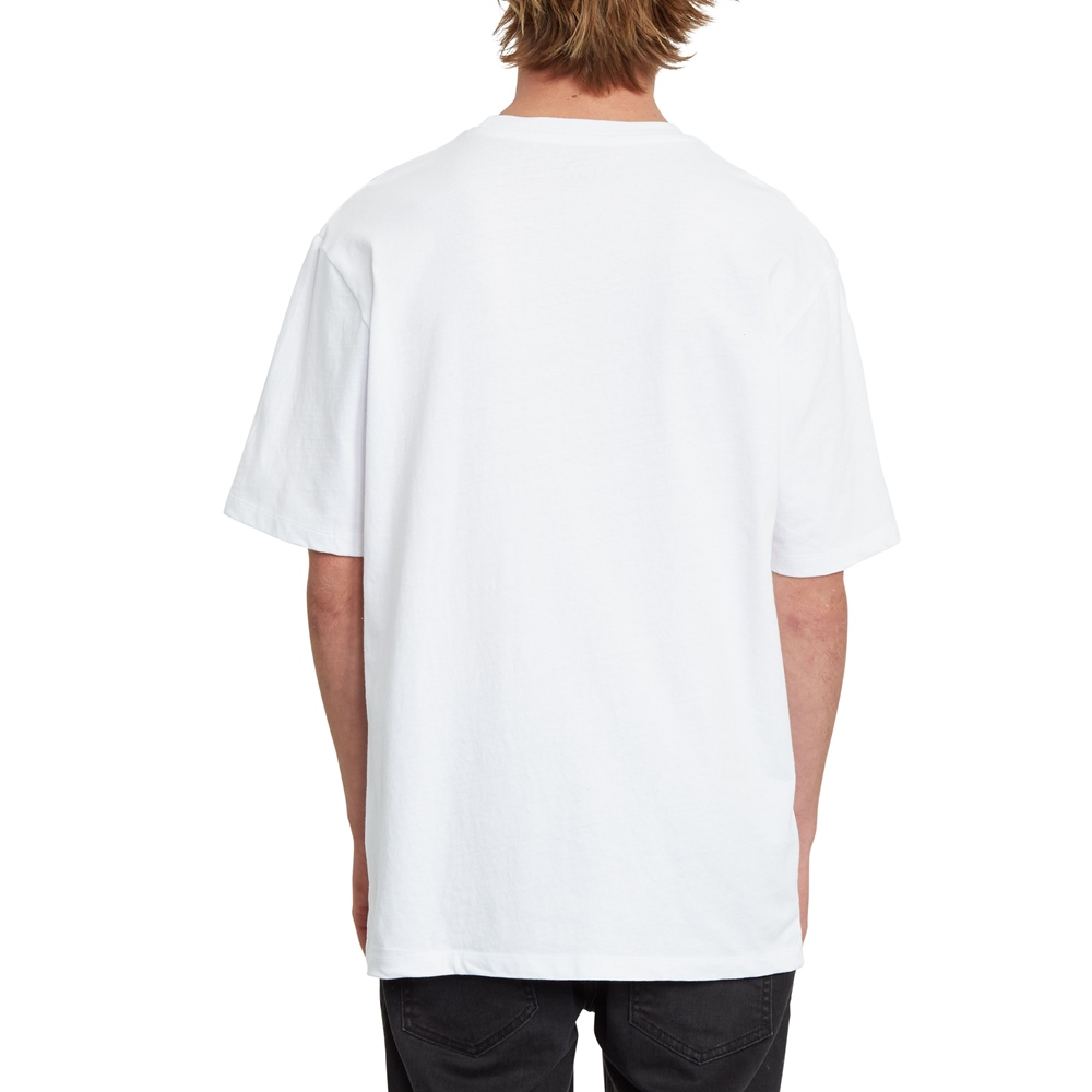 Volcom Fake Smile BXY - white Größe: S Farbe: white