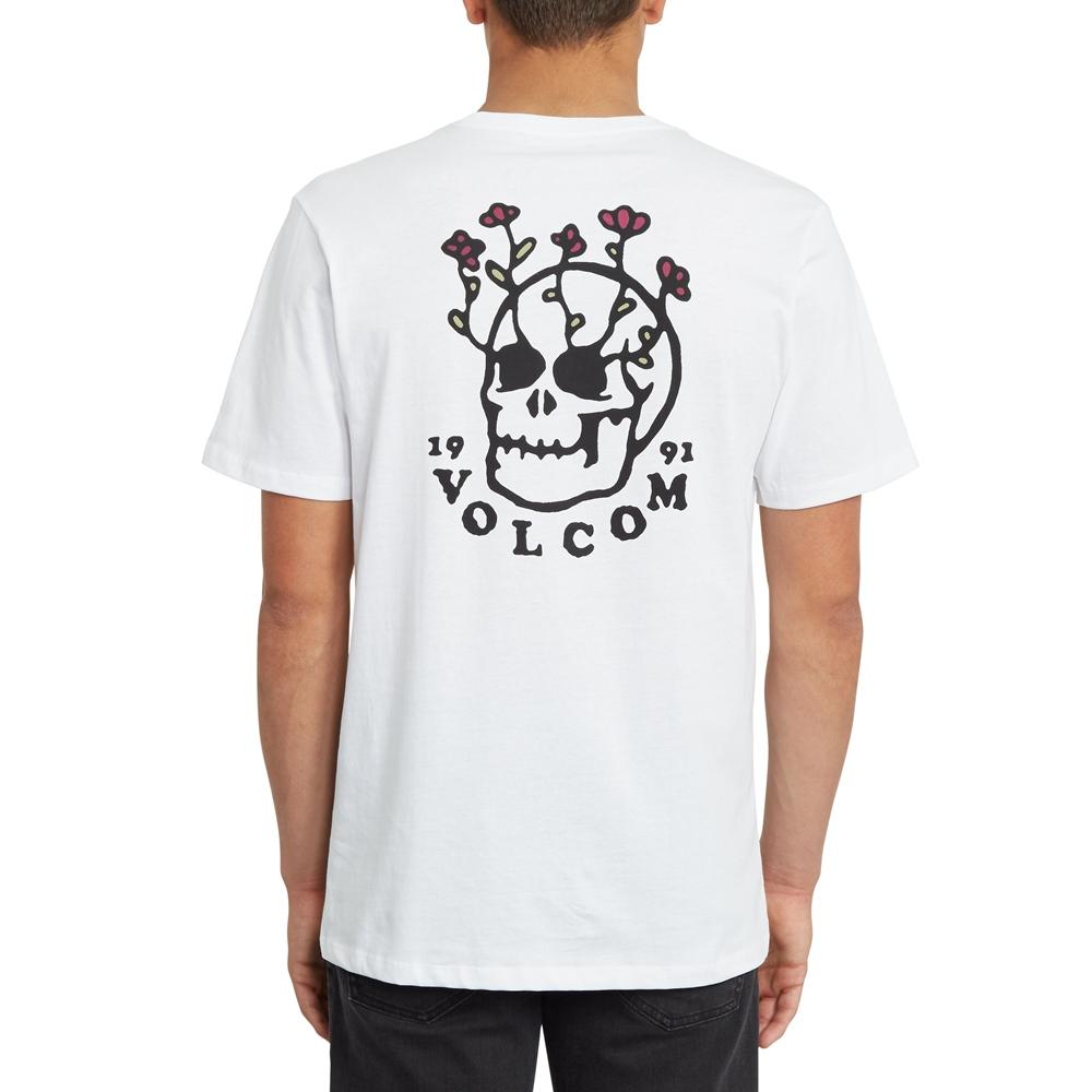 Volcom Bloom Of Doom - white Größe: S Farbe: white