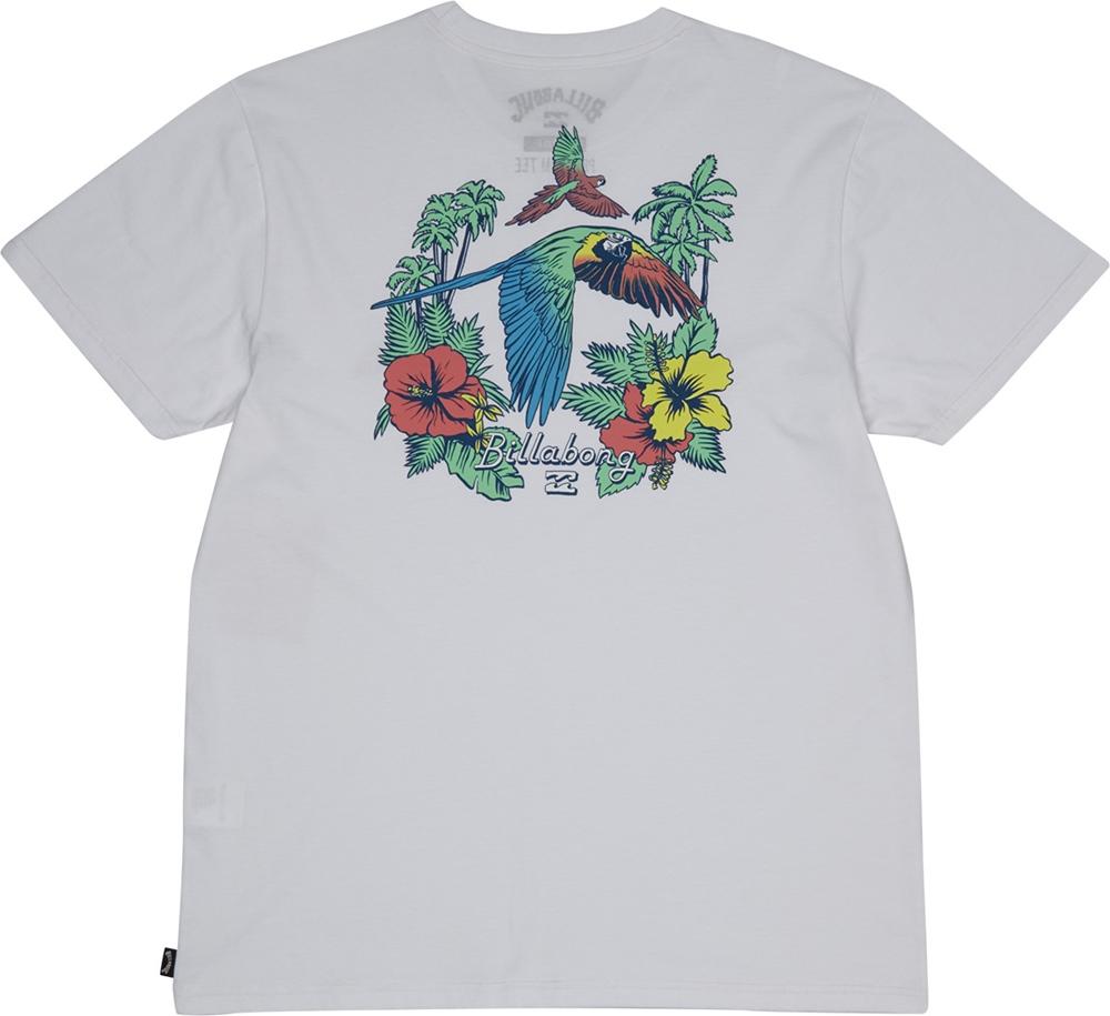 Billabong Parrot Bay - white Größe: S Weiss: white