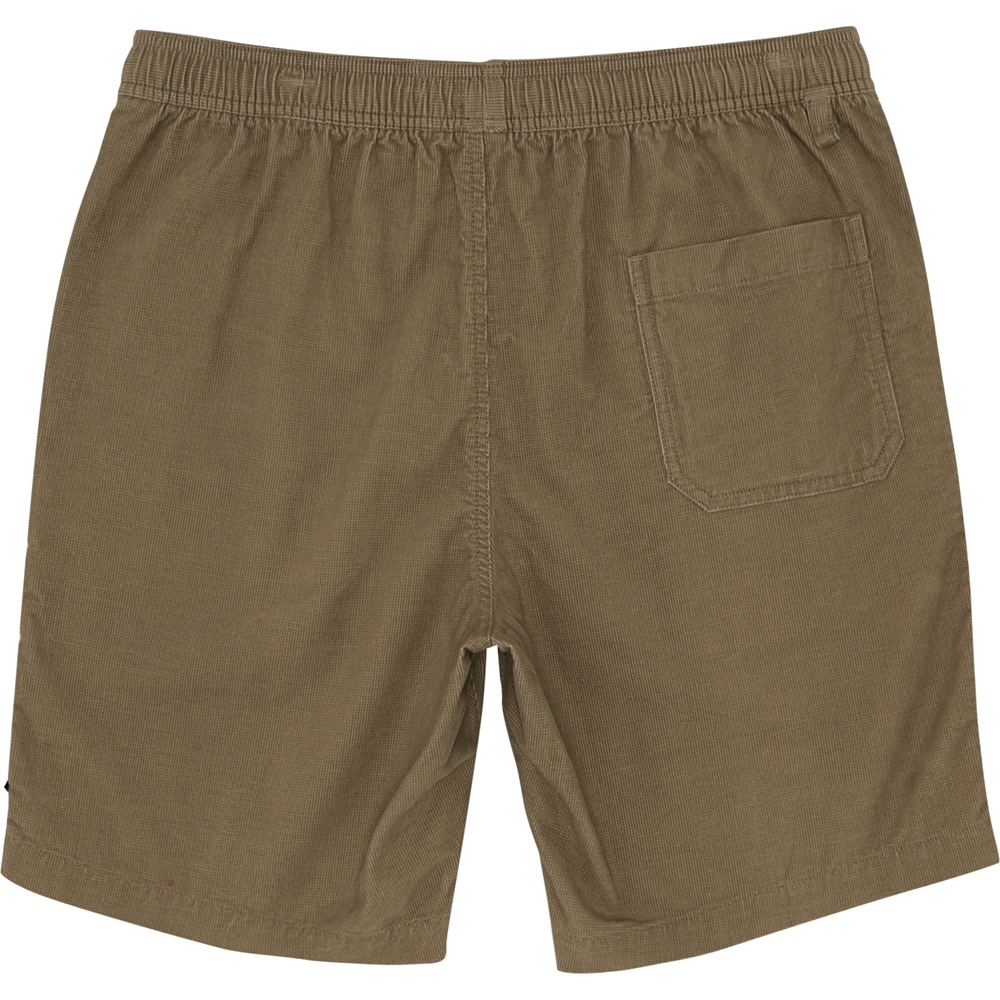 Billabong Larry Layback Cord - dark khaki Größe: XL Braun: darkkhaki