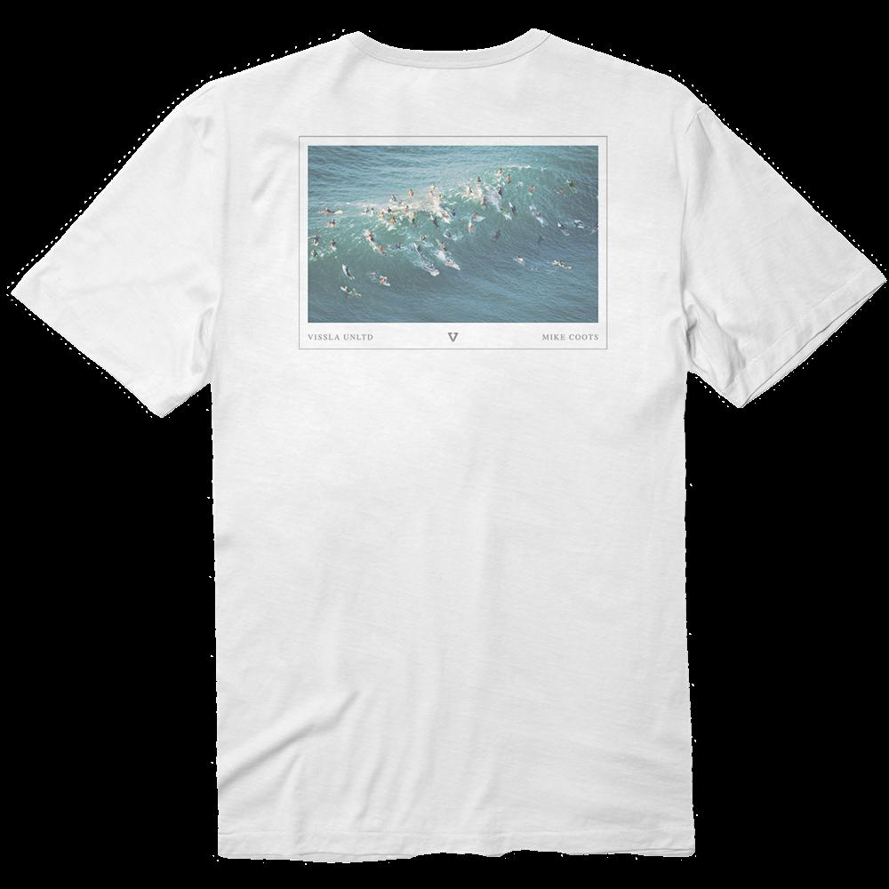 Vissla Free For All - white Größe: S Farbe: white