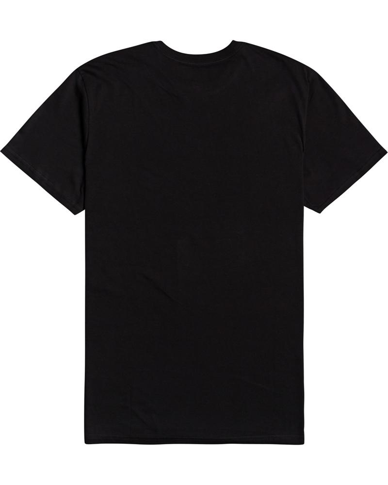 Billabong mns T-Shirt Unity Stacked black Größe: S Schwarz: black