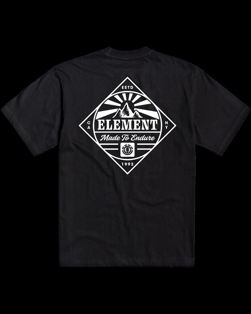 Element Medwell - flint black Größe: M Schwarz: flintblack
