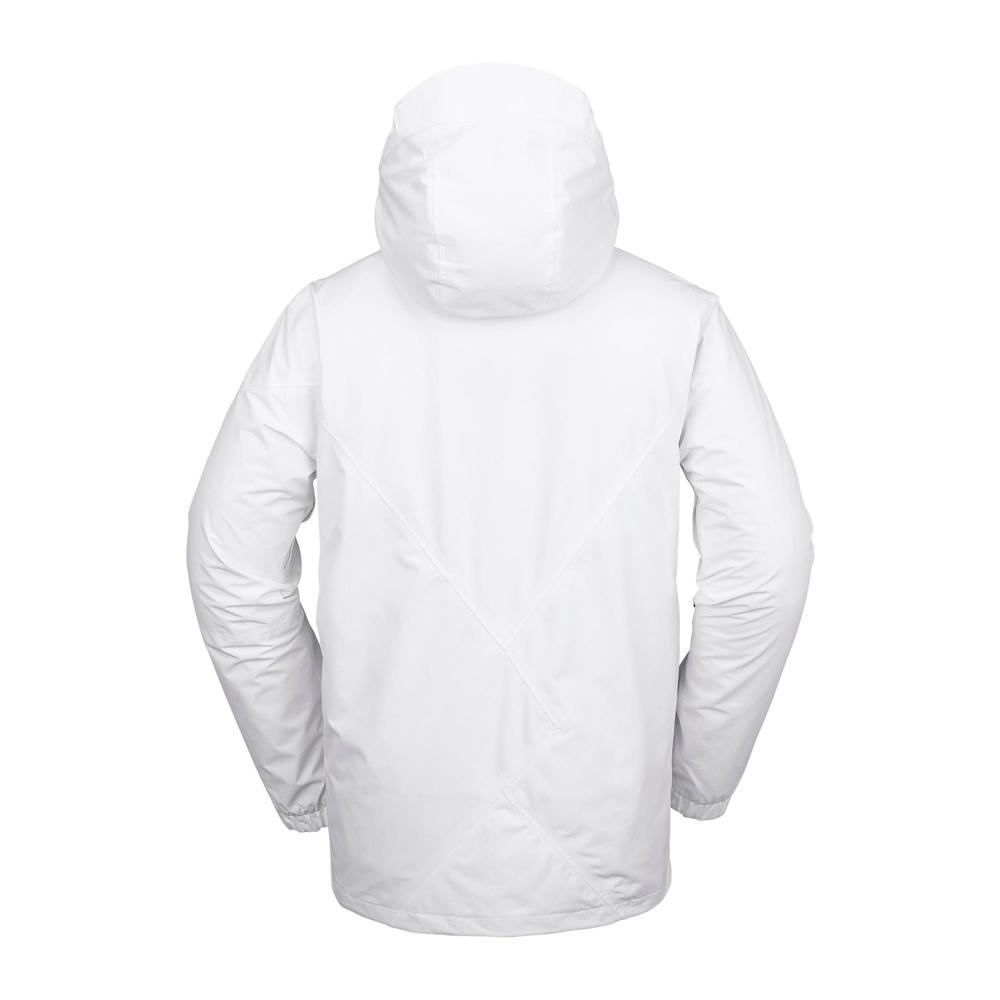 Volcom L Gore Tex - white Größe: M Weiss: white