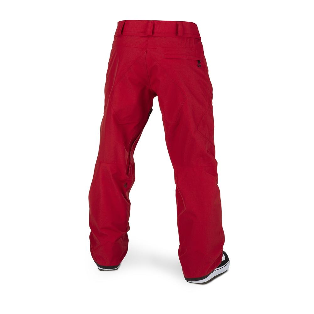 Volcom L Gore Tex - red Größe: L Farbe: red