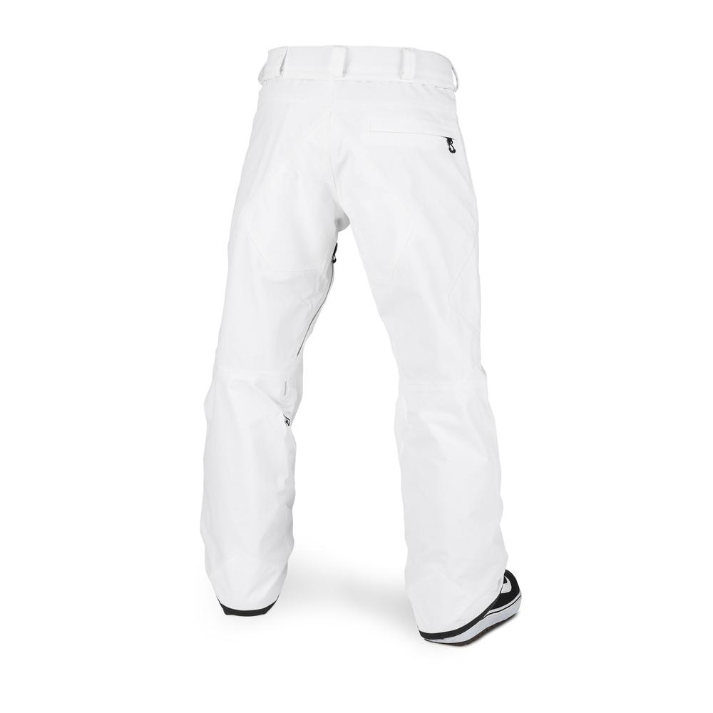 Volcom L Gore Tex - white Größe: M Farbe: white