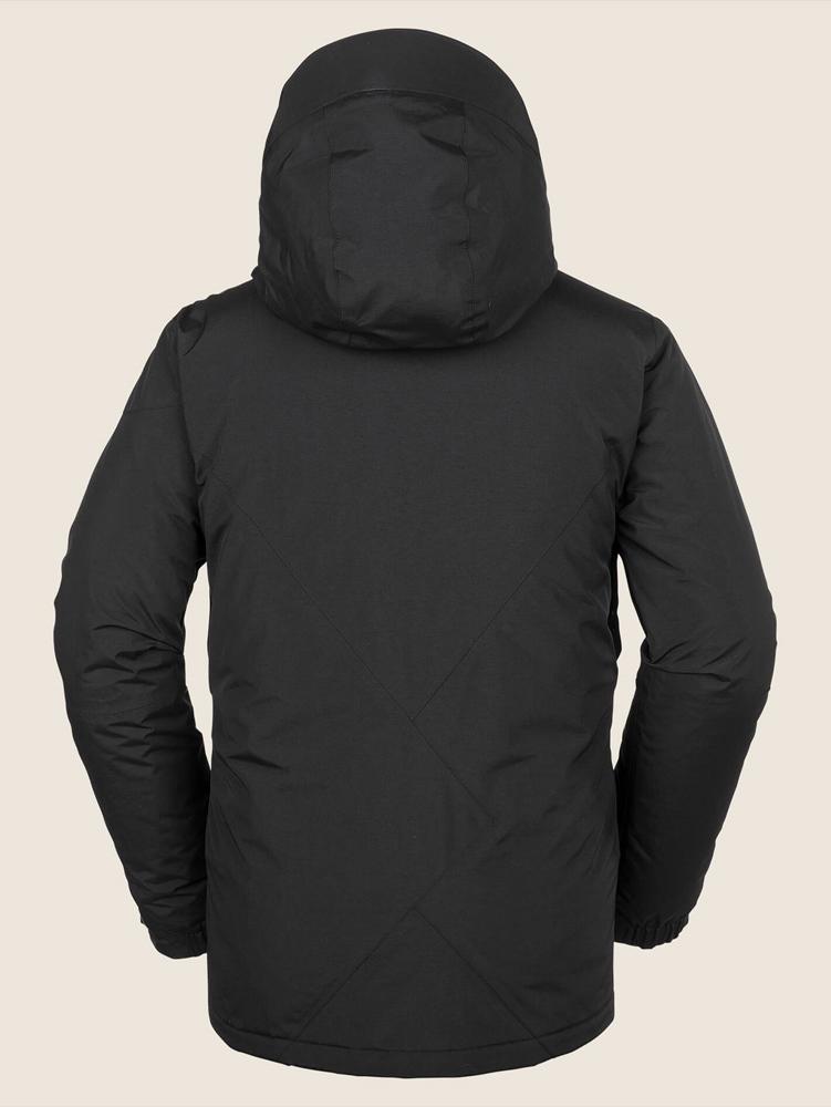 Volcom L Gore Tex - black Größe: M Schwarz: black