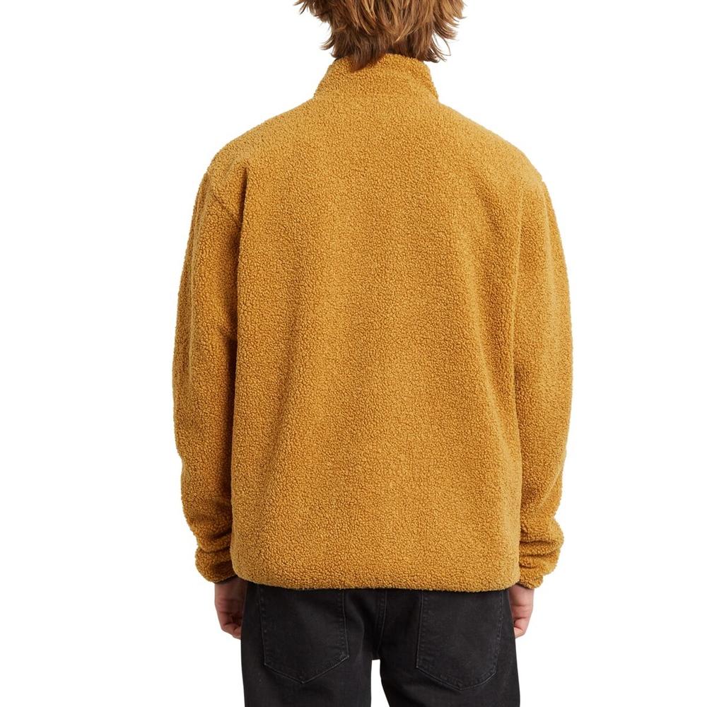 Volcom Muzzer Fuzzar - goldenbrown Größe: S Braun: goldenbrow