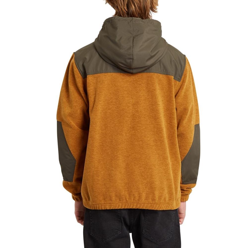 Volcom Yzzolate Lined - goldenbrown Größe: S Farbe: goldenbrow