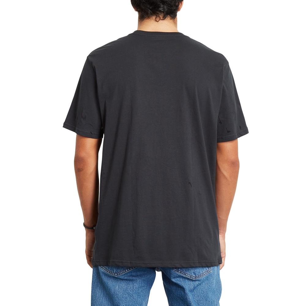 Volcom Stone Blanks BSC - black Größe: S Farbe: black