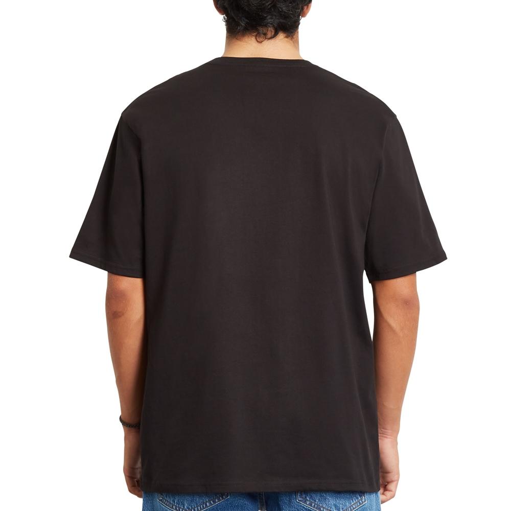 Volcom Midfright - black Größe: S Schwarz: black