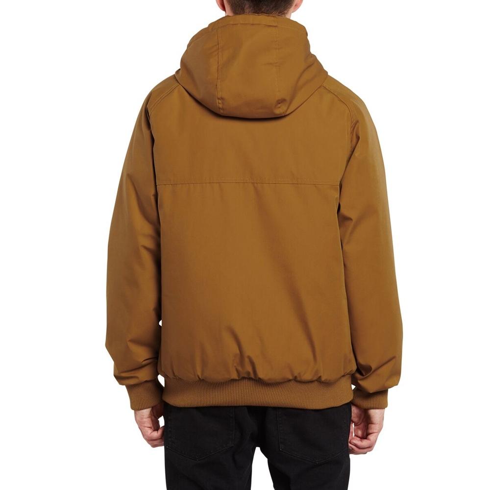 Volcom Hernan 5K - goldenbrown Größe: M Braun: goldenbrow