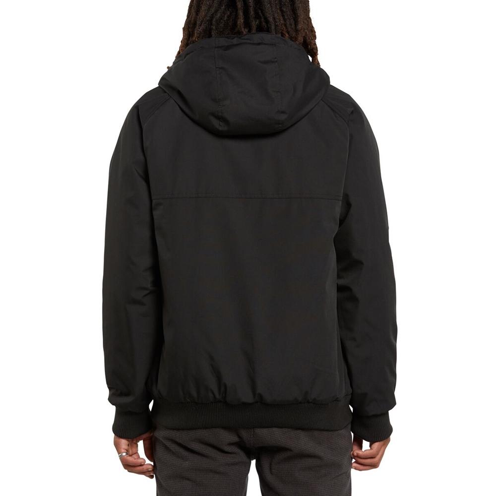 Volcom Hernan 5K - black Größe: XS Schwarz: black