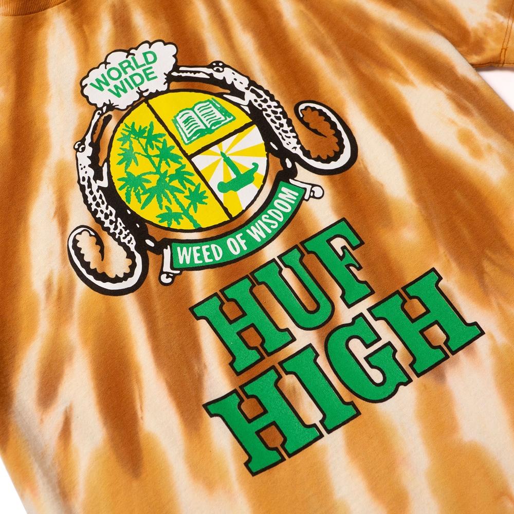 Huf HUF High - gold Größe: M Bunt: gold
