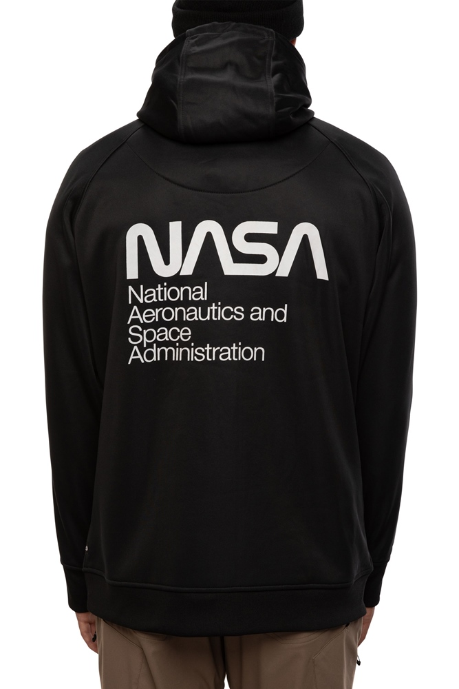 686 Fleece Hoody - nasa exploration Größe: S Bunt: nasaexplor